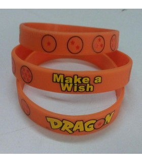 Pulsera de silicona Dragon Ball
