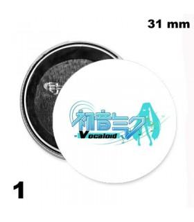 Chapa 31mm Vocaloid