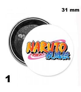 Chapa 31mm Naruto