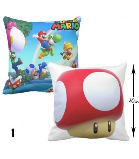 Cojin Mediano Super Mario