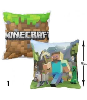 Cojin Mediano Minecraft