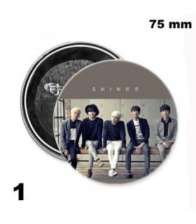 Chapa 75 mm Shinee 2015