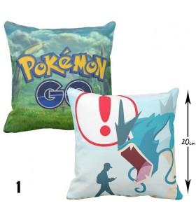 Cojin Mediano Pokemon GO