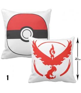 Cojin Mediano Pokemon GO Mod. 2