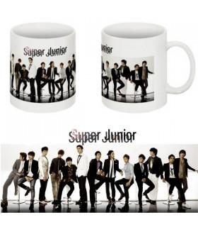 Taza Super Junior