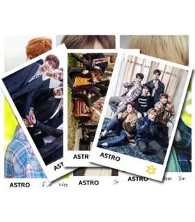 Tarjeta Astro
