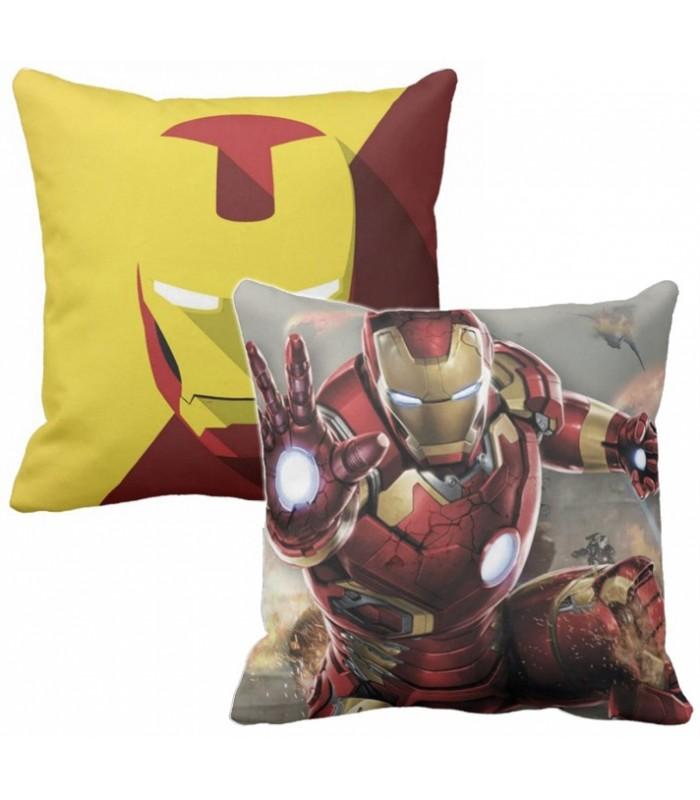 Cojin Mediano Iron Man