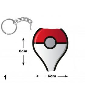 Mini Cojin Pokemon Go