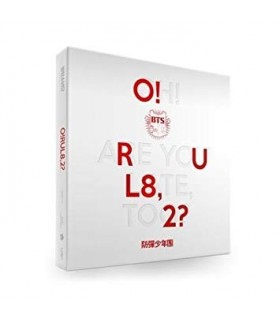 CD BTS - O!RUL8,2