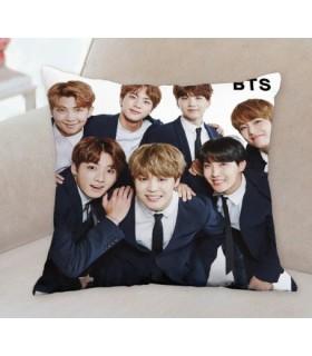 Cojin grupal BTS