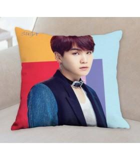 Cojin individual  BTS -  Colores