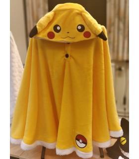 Poncho Pikachu