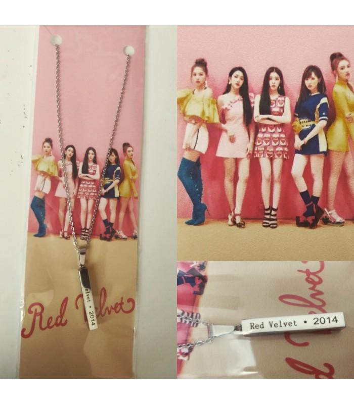 Colgante   Red Velvet