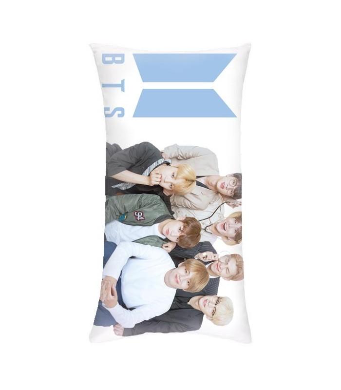 Almohadón BTS White