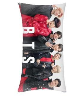 Almohadón BTS Rojo