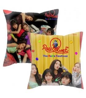 Cojin Mediano Red Velvet the reve