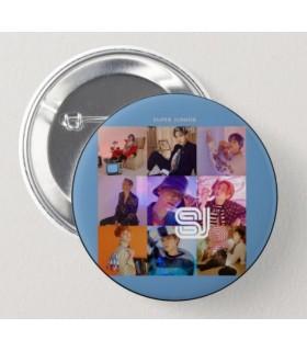 Chapa 75 mm Super Junior  sf9