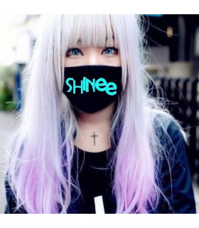 Máscara Shinee