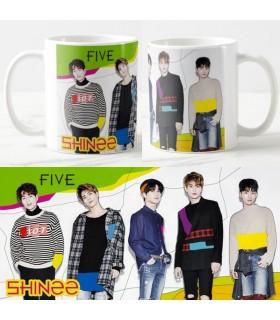 Taza Shinee Five