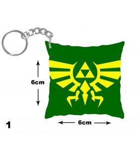 Mini Cojin Zelda