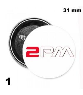 Chapa 31mm 2PM