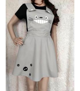 Vestido Peto Totoro