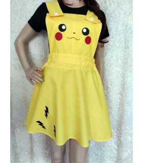 Vestido Peto Pikachu