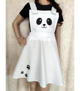 Vestido Peto Panda