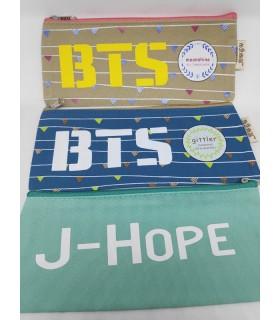 Estuche BTS  colores Jhope