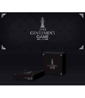 CD  2PM 6th Album - GENTLEMEN'S GAME
