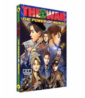 CD EXO -The war- KOKOBOP