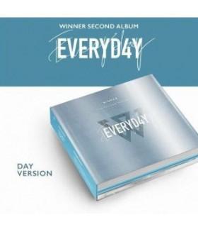 CD WINNER 2nd Album - Everyd4y