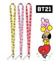 Strap   Bt21 / BTS colores