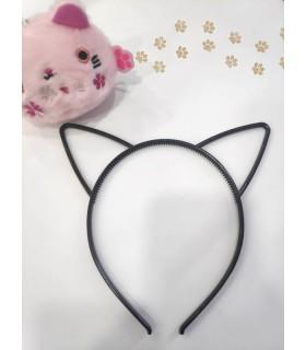 Oreja de gato negro