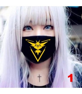 Mascara Pokemon Go